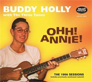 OHH ANNIE - BUDDY HOLLY - 50's Artists & Groups CDs, ROLLERCOASTER
