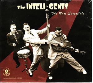 THE RARE ESSENTIALS - INTELI-GENTS - NEO ROCK 'N' ROLL CDs, FOOTTAPPING
