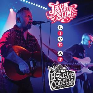 Live at the Hoochie Coochie Club - JACK RABBIT SLIM - NEO ROCKABILLY CD, WESTERN STAR