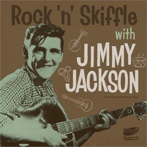 ROCK N SKIFFLE - JIMMY JACKSON - BRITISH R'N'R CD, EL TORO