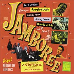 Disc Jockey Jamboree – Original Motion Picture Soundtrack - Various Artists - 1950'S COMPILATIONS CD, JASMINE