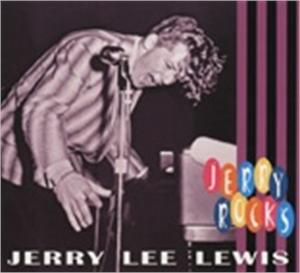 ROCKS - JERRY LEE LEWIS - 50's Artists & Groups VINYL, BEAR FAMILY