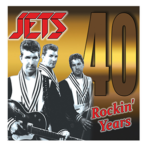 40 Rockin' Years - JETS - New Releases CDs, KRYPTON