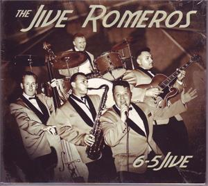 6-5 JIVE - JIVE ROMEROS - NEO ROCK 'N' ROLL CDs, FOOTTAPPING