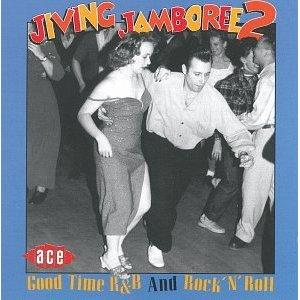 JIVIN JAMBOREE VOL 2 - VARIOUS ARTISTS - 1950'S COMPILATIONS CD, ACE