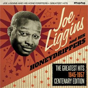 The Greatest Hits 1945-1957 - Joe LIGGINS and His Honeydrippers - 50's Rhythm 'n' Blues CD, JASMINE