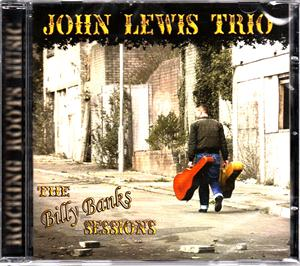 THE BILLY BANKS SESSIONS - JOHN LEWIS TRIO - NEO ROCKABILLY VINYL, OWN