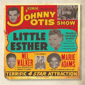 Blues, Twist, Hand Jive, Cha-Cha-Cha and All The Hits And More, 1948-1962 - Johnny OTIS Show - 50's Rhythm 'n' Blues CD, JASMINE