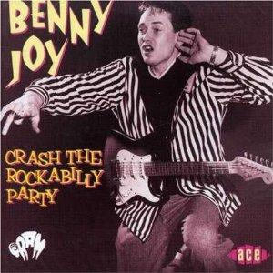 CRASH THE PARTY - BENNY JOY - 50's Artists & Groups CD, ACE