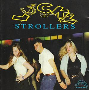 LUCKY STROLLERS 1 - VARIOUS - 1950'S COMPILATIONS CDs, LUCKY