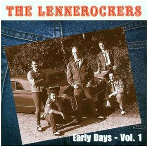 EARLY DAYS VOL 1 - Lennerockers - NEO ROCK 'N' ROLL CD, LRO