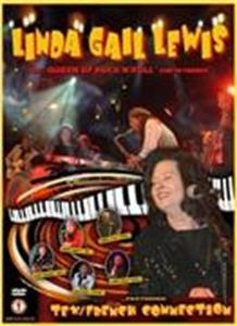 QUEEN OF ROCK N ROLL - LINDA GAIL LEWIS - DVDs DVD'S, BIG BEAT