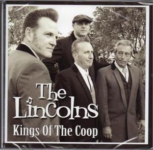 KINGS OF THE COUP - LINCOLNS - TEDDY BOY R'N'R CDs, RAWKING