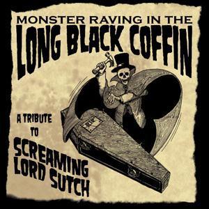 LONG BLACK COFFIN - VARIOUS ARTISTS - NEO ROCKABILLY CD, WESTERN STAR