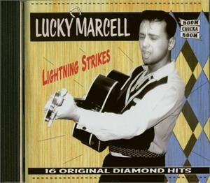 Lightning Strikes - LUCKY MARCELL - NEO ROCKABILLY CD, BOOM CHICKA BOOM