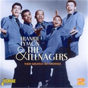 Their Greatest Recordings (2 CD's - Frankie Lymon and the Teenagers - DOOWOP CDs, JASMINE