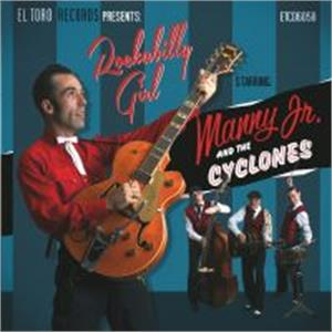 Hot Bop - Manny and the Cyclones - NEO ROCKABILLY CD, EL TORO