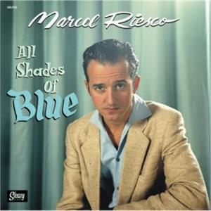 All shades of Blue - Marcel Riesco - LP's VINYL, SLEAZY