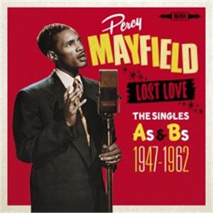Lost Love - The Singles As & Bs 1947-1962 - Percy MAYFIELD - 50's Rhythm 'n' Blues CD, JASMINE