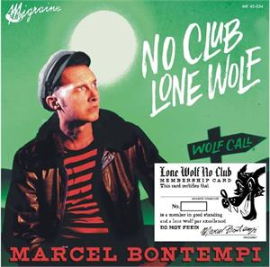 NO CLUB LONE WOLF:WOLF CALL - Marcel Bontempi - New Releases Vinyl, MIGRAINE