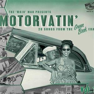 MOTORVATIN' VOL 1 - Various Artists - 1950'S COMPILATIONS CD, KOKO MOJO