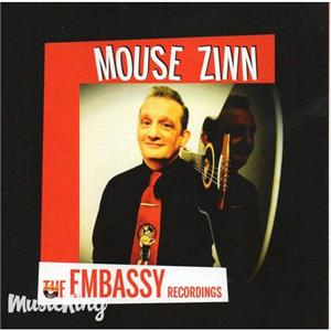 Embassy Sessions - MOUSE ZINN - NEO ROCKABILLY CD, FOOTTAPPING