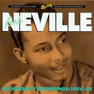 SPECIALTY RECORDINGS - ART NEVILLE - 50's Rhythm 'n' Blues CD, ACE