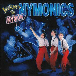 JOURNEY TO NYMON - NYMONICS - DOOWOP CDs, BLUEART