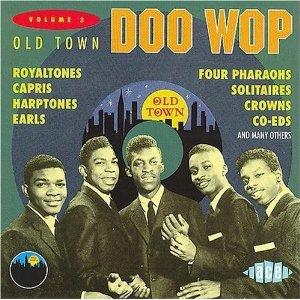 OLD TOWN DOO WOP VOL 3 - VARIOUS - DOOWOP VINYL, ACE