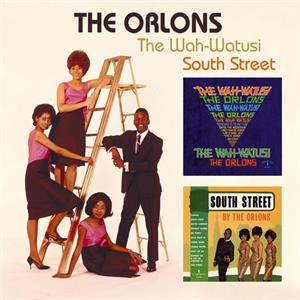 The Wah-Watusi / South Street - Orlons - 50's Artists & Groups CD, ACE