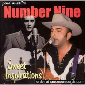 SWEET INSPIIRATIONS - PAUL ANSELL'S  NUMBER NINE - NEO ROCKABILLY VINYL, COOLSVILLE