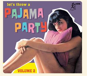 PAJAMA APRTY VOL 2 - Various Artists - 1950'S COMPILATIONS CD, KOKO MOJO