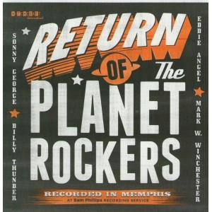 RETURN OF - PLANET ROCKERS - LP's VINYL, WITCHCRAFT