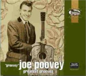 GREATEST GROOVES - GROOVEY JOE POOVEY - 50's Artists & Groups CDs, ROLLERCOASTER