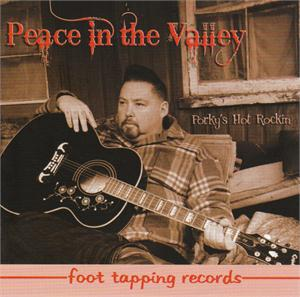 Peace in the Valley - PORKYS HOT ROCKIN - NEO ROCK 'N' ROLL CD, FOOTTAPPING
