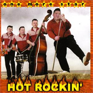 ONE MORE STAR - PORKYS HOT ROCKIN - NEO ROCK 'N' ROLL CDs, FOOTTAPPING