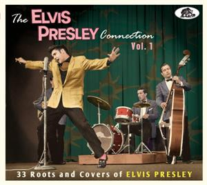 Elvis Presley Connection Vol.1 - Various Artists - 1950'S COMPILATIONS CD, BEAR FAMILY