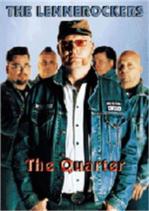 QUARTER (CD & DVD) - LENNEROCKERS - DVDs VINYL, LRO
