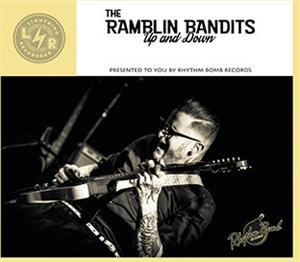 UP & DOWN - RAMBLING BANDITS - NEO ROCKABILLY CD, RHYTHM BOMB