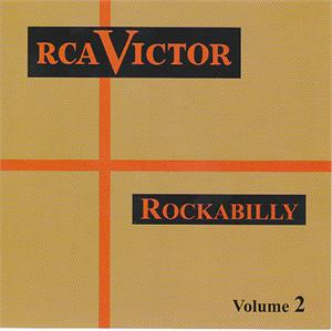 RCA Rockabilly Volume 2 - VARIOUS ARTISTS - 50's Rockabilly Comp CD, BIG TONE