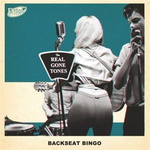 Backseat Bingo - The Real Gone Tones - NEO ROCKABILLY CD, EL TORO