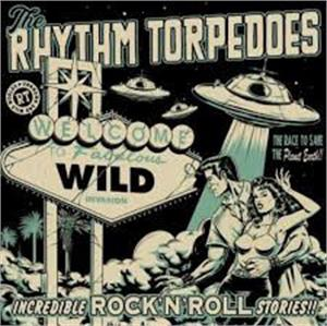 Wild Invasion - Rhythm Torpedos - NEO ROCKABILLY CD, WILD