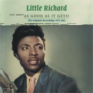 Just About As Good As It Gets! - LITTLE RICHARD - 50's Artists & Groups CD, SMITH & CO