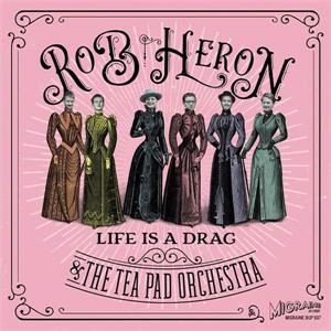 Life Is A Drag : Holy Moly - Rob Heron And The Tea Pad Orchestra ‎ - Migraine VINYL, MIGRAINE