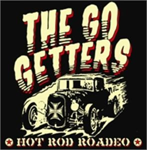 HOT ROD RODEO - GO GETTERS - Home Page CD, GOOFIN
