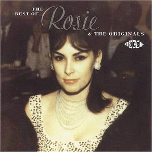 BEST OF - ROSIE AND THE ORIGINALS - DOOWOP CD, ACE