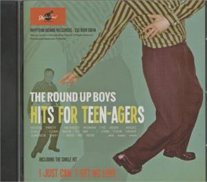 Hits for Teenagers - ROUND UP BOYS - NEO ROCKABILLY CD, RHYTHM BOMB