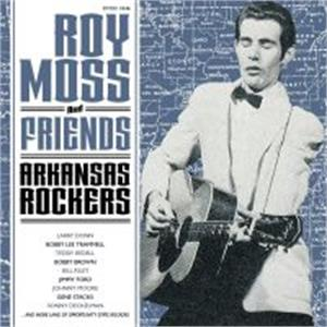 Arkansas Rockers - Roy Moss & Friends - 50's Rockabilly Comp CD, EL TORO