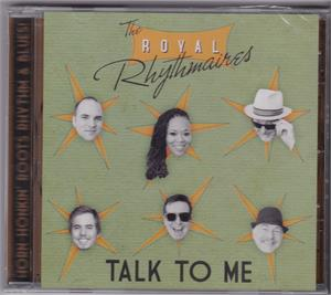 ROYAL RHYTHMAIRES - TALK TO ME - 50's Rhythm 'n' Blues CDs, RHYTHM BOMB