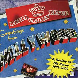 Greetings From Hollywood - Royal Crown Revue - NEO ROCK 'N' ROLL CD, OWN